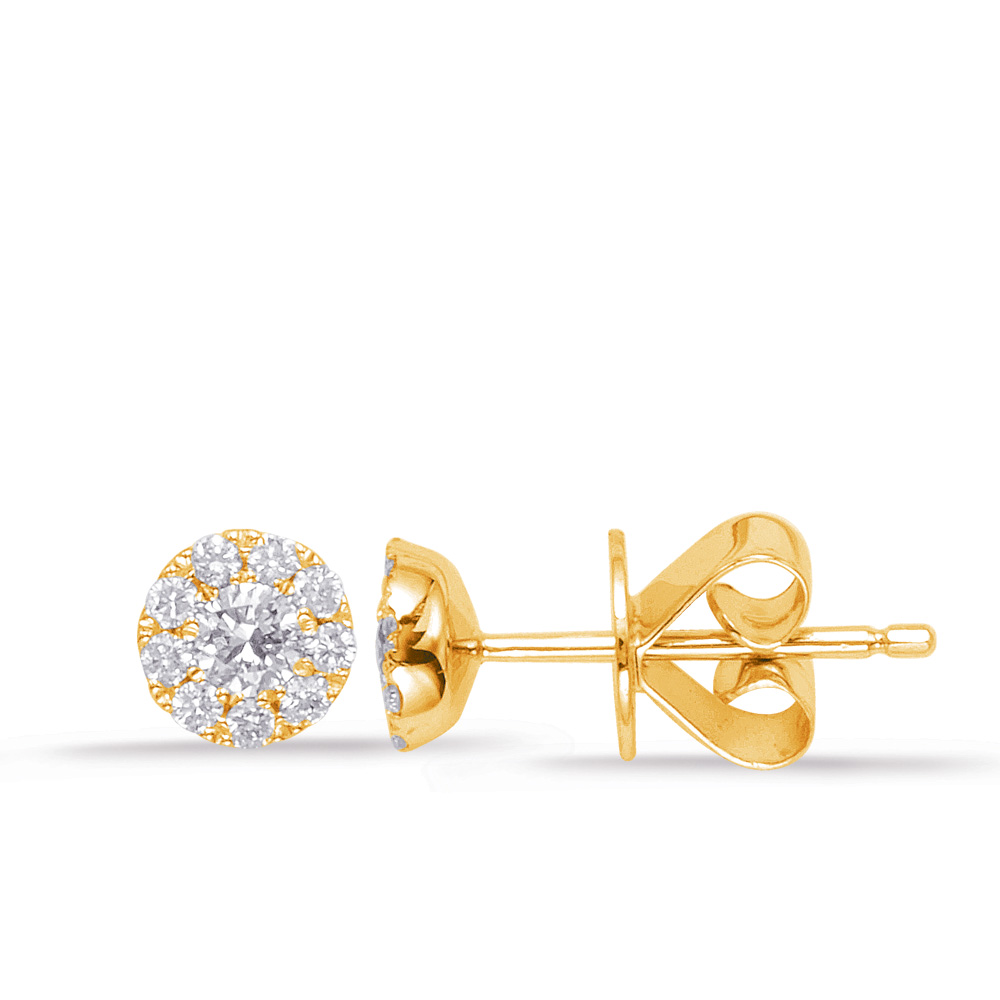 What Colour And Clarity For Diamond Stud Earrings